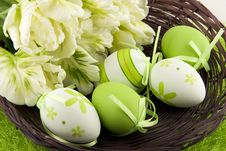 Free Easter Still Life Stock Photo - 27391750