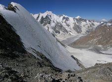 Free Mountains Bezengi Stock Photography - 27392612