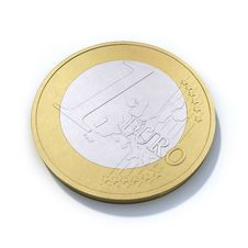 Free Single Euro Coin Stock Photos - 27392903