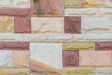 Free Stone Masonry Wall Stock Images - 27393774
