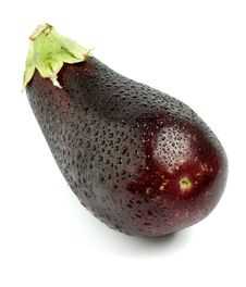 Free Perfect Eggplant Royalty Free Stock Image - 27398446