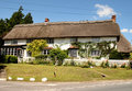 Free Thatched Village House Stock Photos - 2740043