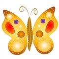 Free Isolated Butterfly Clipart Royalty Free Stock Images - 2741559