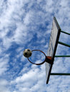 Free Outdoor Basketball Royalty Free Stock Photos - 2742088