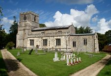 Free English Village Church Stock Photos - 2740003