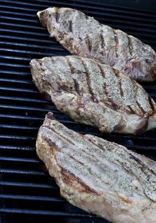 Free Meat Cooking Stock Photos - 2740033