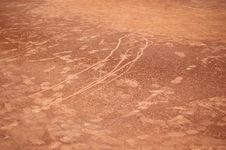 Free Tennis Court Surface. Selectiv Stock Images - 2740384