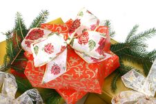 Free Gifts Boxes Royalty Free Stock Photo - 2741345