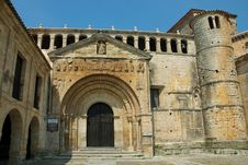 Free Romanesque Church Royalty Free Stock Photo - 2742675