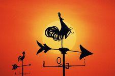 Free Wind-vane Stock Image - 2743561