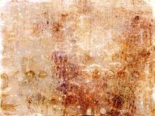 Free Grunge Scruffy Paper Stock Image - 2743651