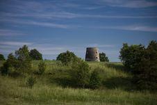 Sommer Landscape Royalty Free Stock Image