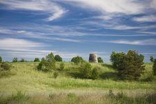 Sommer Landscape Stock Photography