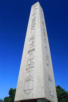 Free Egyptian Obelisk Stock Photo - 2743960