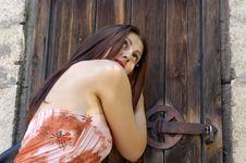 Free Old Door Royalty Free Stock Photos - 2746578