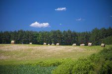 Free Sommer Landscape Stock Image - 2746671