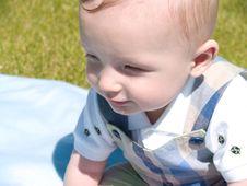 Free Baby Royalty Free Stock Image - 2747266
