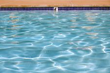 Free Swimming Pool Royalty Free Stock Photo - 2747335