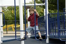 Free Child At Play Stock Photos - 2747543