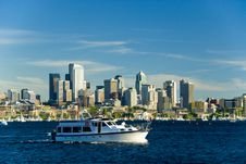 Free Yachting In Seattle Royalty Free Stock Photos - 2748238