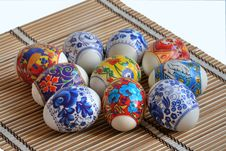 Free Easter Eggs Stock Image - 2748661