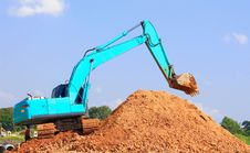 Free Excavator Stock Photos - 27404223