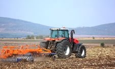 Free Tractor Outdoor Royalty Free Stock Photography - 27408537