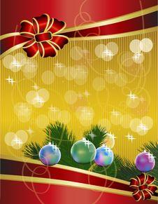 Free Christmas,placard, Royalty Free Stock Photos - 27410908
