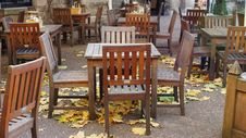 Free Autumn Restaurants Stock Photo - 27412620