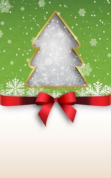 Free Christmas Background Royalty Free Stock Photo - 27412685