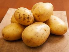 Free Potatoes Stock Image - 27417611