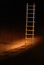 Free Wooden Ladder Stock Photo - 27424400