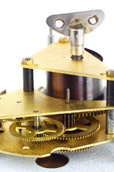 Free Retro Clockwork Royalty Free Stock Image - 27420886