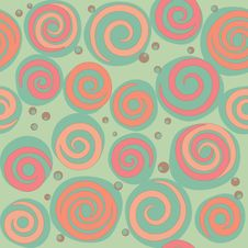 Free Pink Swirls Royalty Free Stock Photography - 27424517