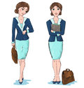 Free Business Woman Royalty Free Stock Images - 27430489