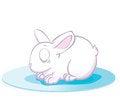 Free Sweet Bunny Stock Photo - 27436720