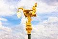 Free Golden Swan Thai Style Stock Photos - 27436943