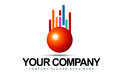 Free Business Sphere Logo Royalty Free Stock Photography - 27438247