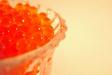 Free Caviar In Glass 2 Royalty Free Stock Photography - 27431907
