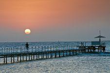 Free Sunrise Royalty Free Stock Photography - 27431927
