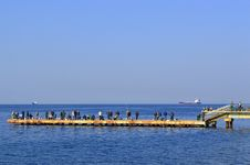 Free Fishermen Stock Images - 27431974