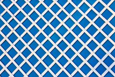 Free Blue And White Texture Square Background Stock Images - 27437284