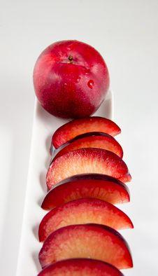Free Peach Fruits Stock Photo - 27437360