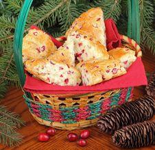 Free Christmas Scones Stock Photos - 27438443