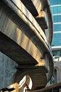 Free Bangkok BTS Skytrain Architecture, Thailand Royalty Free Stock Photo - 27447205