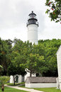 Free Key West Lighthouse Royalty Free Stock Photos - 27448618