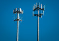 Free Communications Tower Royalty Free Stock Photography - 27448627