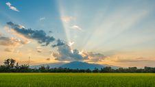 Free Sunset_01 Stock Image - 27441271
