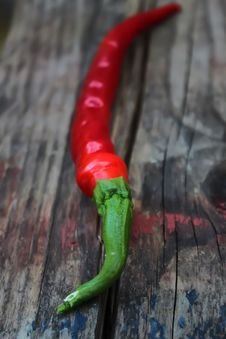 Free Chili Pepper Stock Photography - 27443062