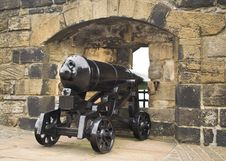 Free Old Cannon Stock Photos - 27443983